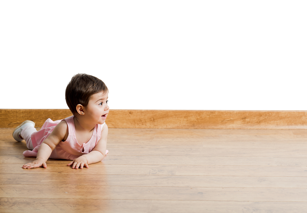 Baby-Friendly Flooring | Carpet Direct KC