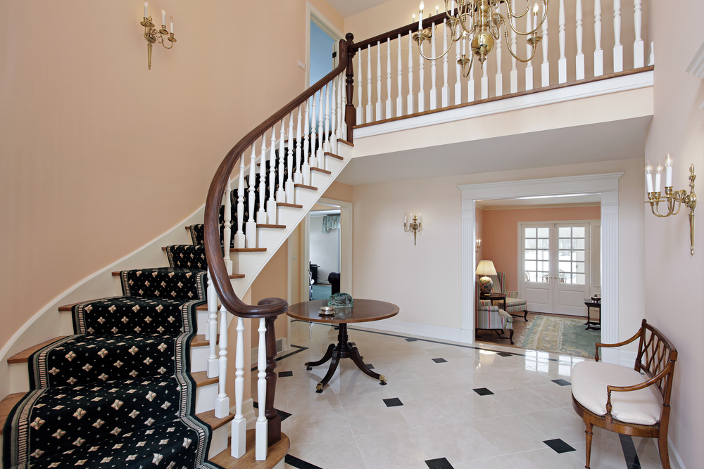 Best Stair Carpeting Kansas City