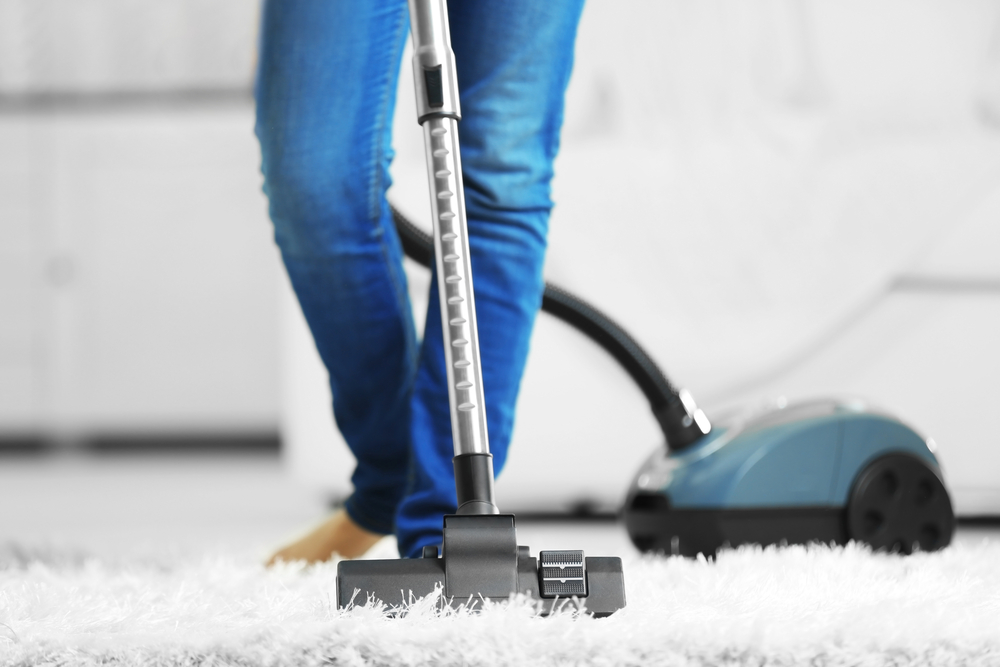 Carpet Cleaning and Kids' Safety