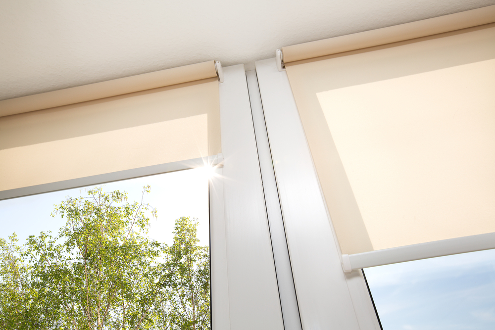 4 Major Advantages Of Roller Shade Blinds