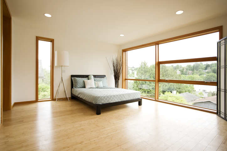 bedroom-bamboo-flooring